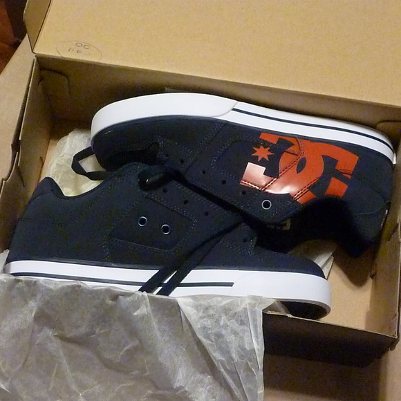 DC Other - DC PURE SP SKATE SHOE SNEAKERS - Men's 8 BRAND NEW